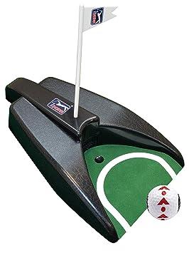 PGA Tour PGAT92B - Putt con pelota marcada y DVD de entrenamiento de golf: Amazon.es: Deportes y aire libre