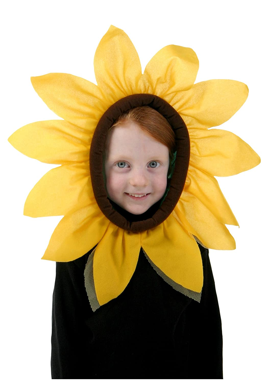 Amazon Sunflower Yellow Petals Blooming Hood St Toys Games