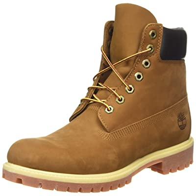 Timberland Men's 6 Inch Premium Waterproof Boot Fashion   Industrial & Construction Boots
