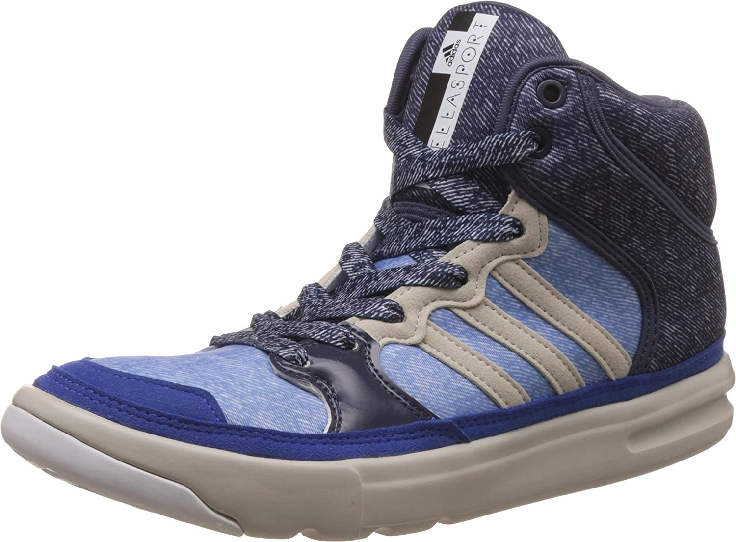 adidas Stellasport Womens Irana High Top Trainer