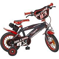 TOIMSA Vulcano - Bicicleta de 12 Pulgadas (3-5