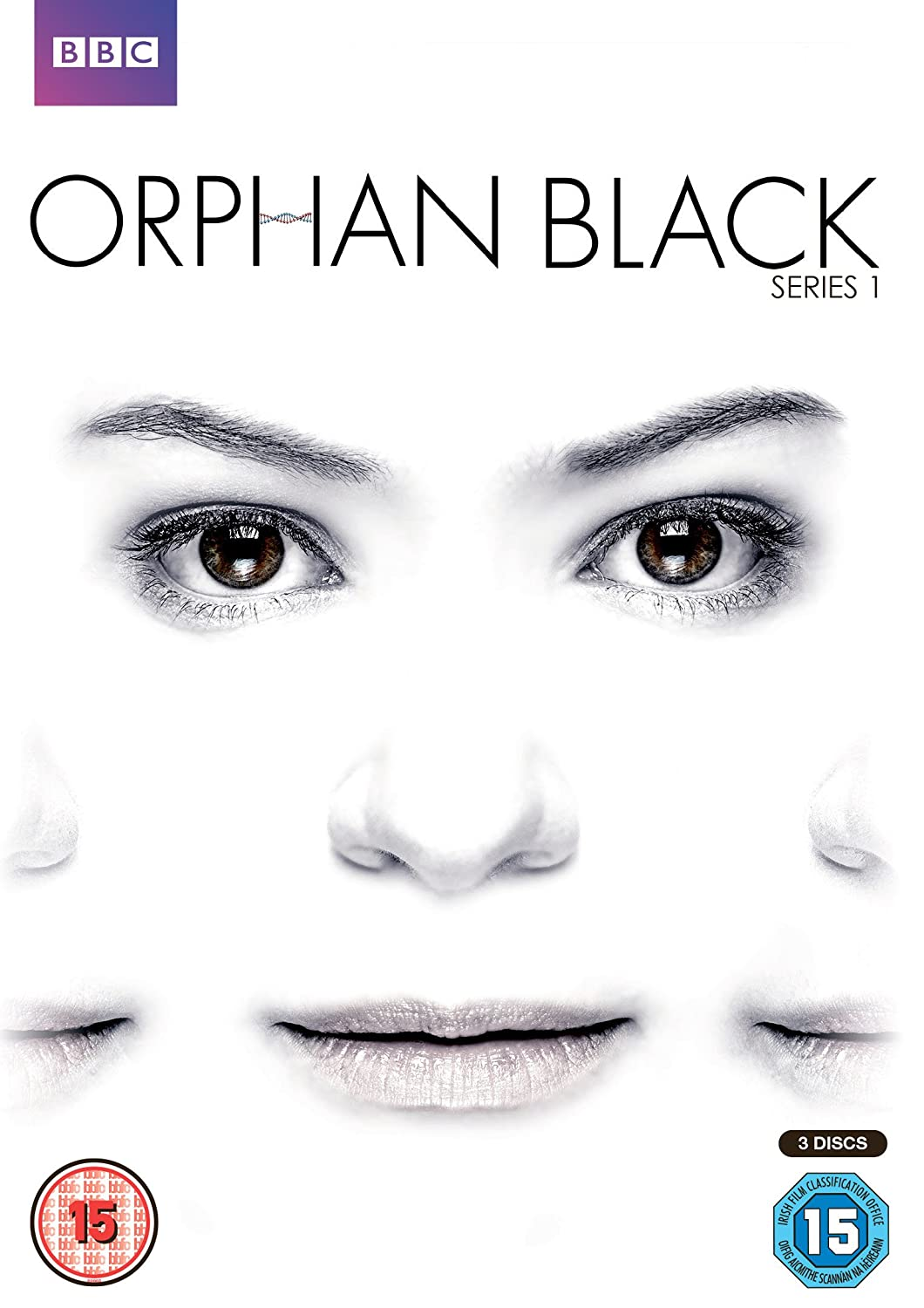 Orphan black t shirt uk - Orphan Black Series One Dvd Amazon Co Uk Tatiana Maslany Dylan Bruce Jordan Gavaris Kevin Hanchard Michael Mando Maria Doyle Kennedy John Fawcett
