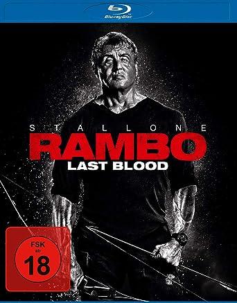 Rambo - Last Blood [Alemania] [Blu-ray]: Amazon.es: Vega, Paz, Peris-Mencheta, Sergio, Stallone, Sylvester, Barraza, Adriana, Jaenada, Oscar, Grunberg, Adrian, Vega, Paz, Peris-Mencheta, Sergio: Cine y Series TV
