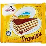 Balconi Torta Tiramisù - 400 gr