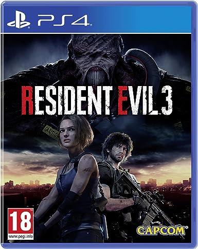 Resident Evil 3 - PlayStation 4 [Importación inglesa]: Amazon.es ...