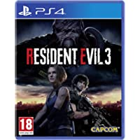 Resident Evil 3 (PS4) - Standard Edition Edition