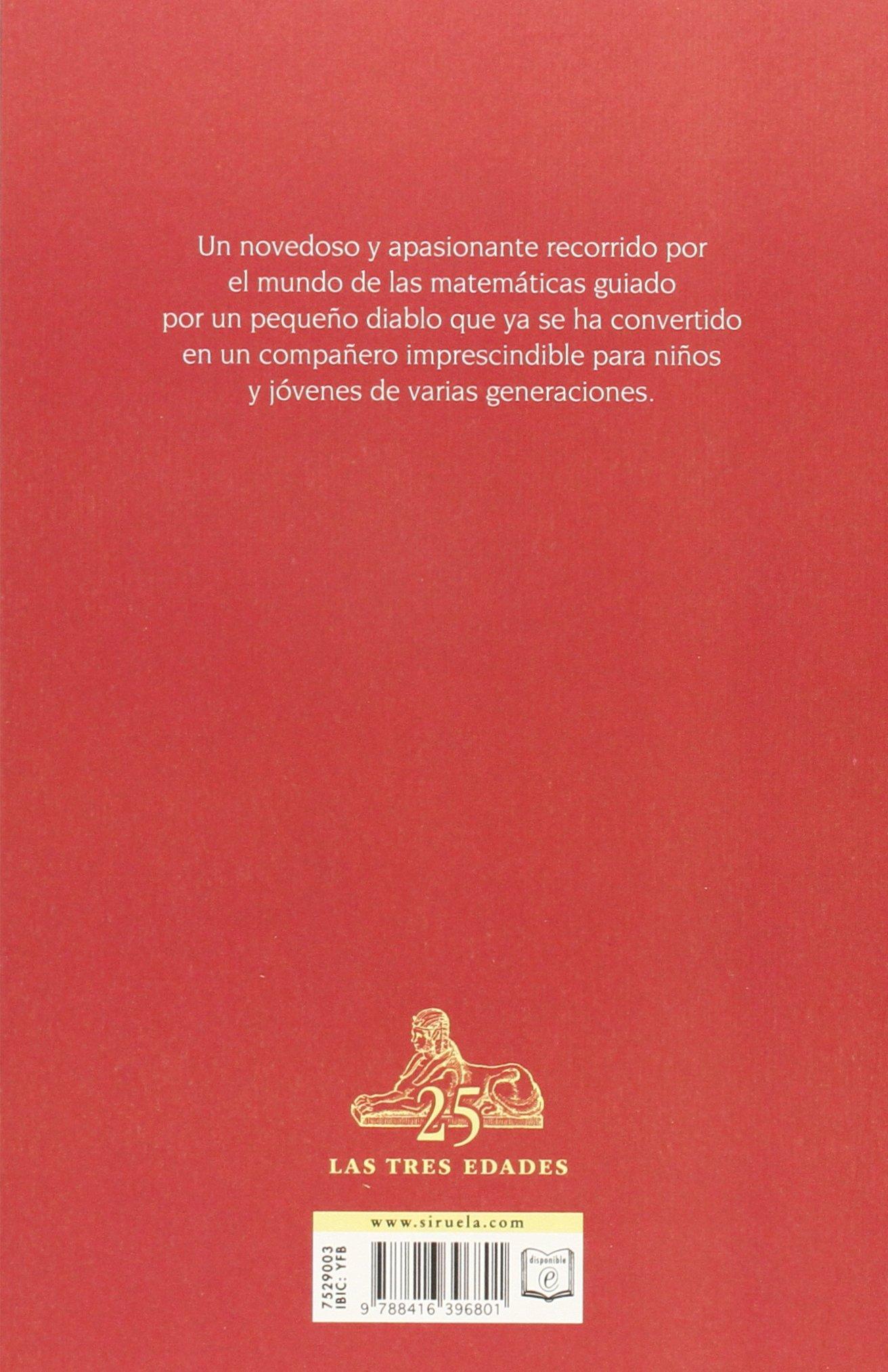 El diablo de los números. Un libro para todos aquellos que temen a las matemáticas: Hans Magnus Enzensberger: 9788416396801: Amazon.com: Books