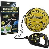 Kickmaster Close Football Control Shoot Pass Trainer Soccer Skills Practice Set by Kickmaster