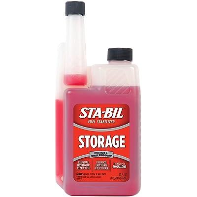 STA-BIL (22214) Storage Fuel Stabilizer