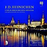 Heinichen: Unveröffentlichte Sonaten aus Dresden