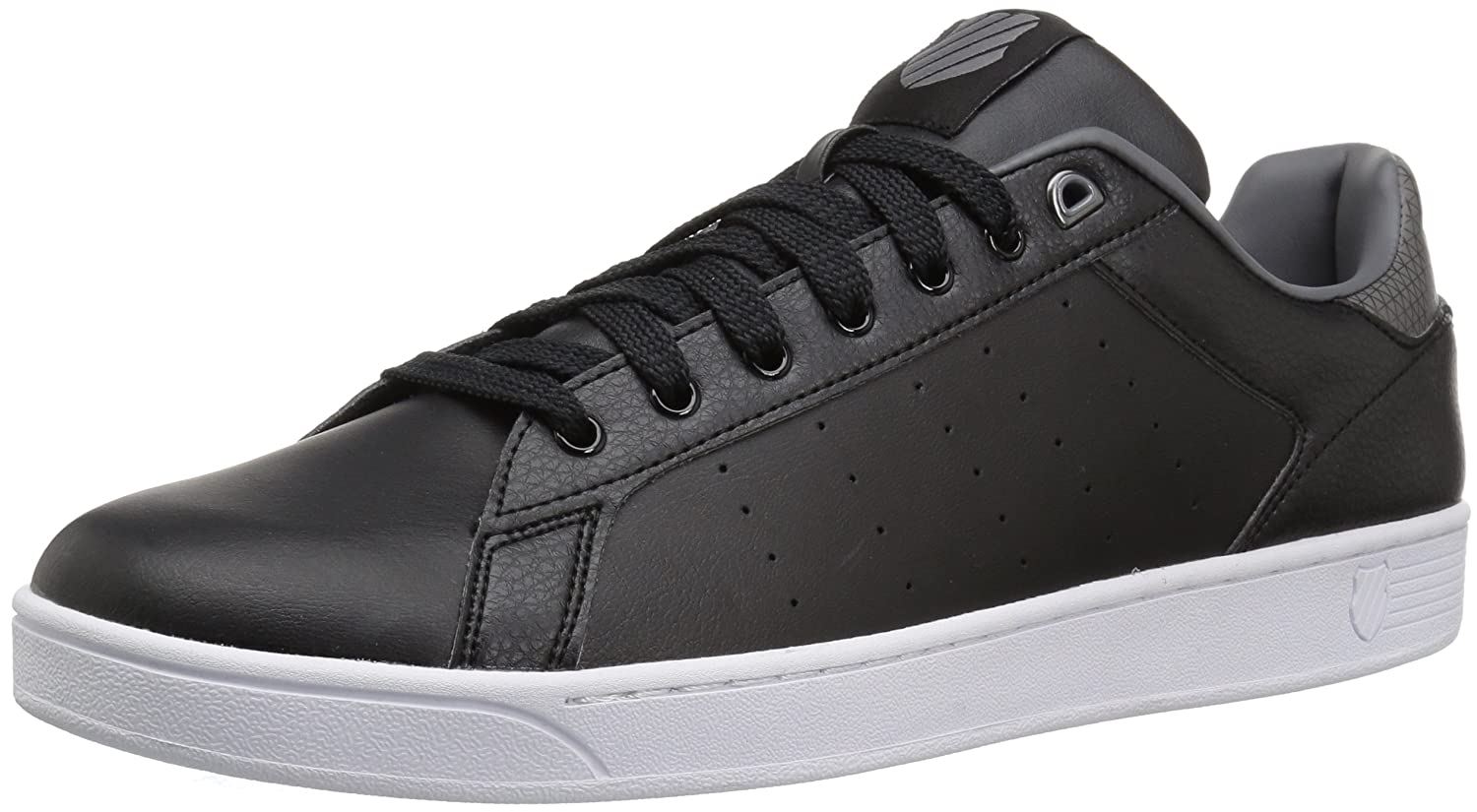 KSwiss para Clean Court CMF Zapatillas para KSwiss Hombre Color Negro Navy/Negro dadae0
