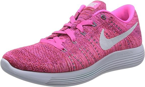 Nike 843765-601, Zapatillas de Trail Running para Mujer, Rosa (Pink Blast/White-Clear Jade-Hyper Turq), 41 EU: Amazon.es: Zapatos y complementos
