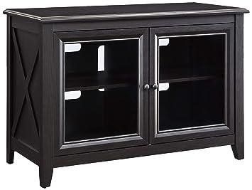 Amazon Com Whalen Furniture Avh 1 High Television Console 44 Inch