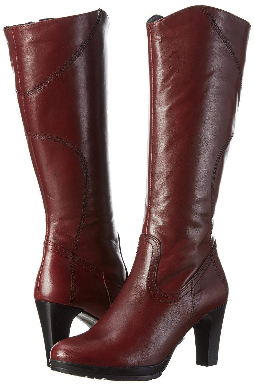 Tamaris Damen 25547 Langschaft Stiefel: : Schuhe