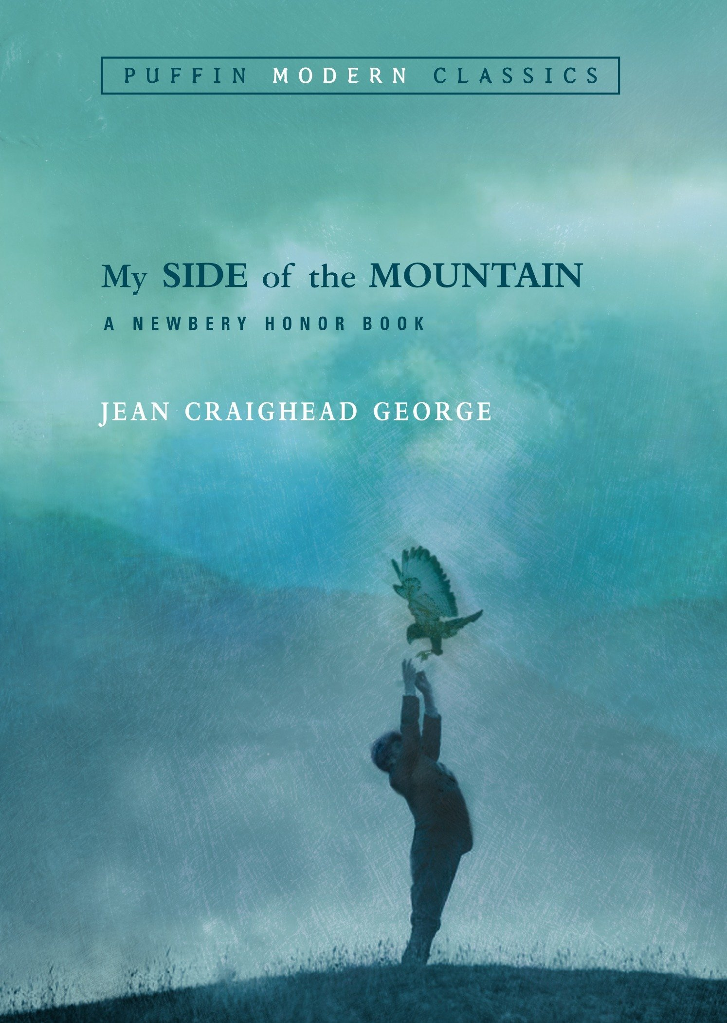 My Side of the Mountain (Puffin Modern Classics) Paperback – April 12, 2004 Jean Craighead George Puffin Books 0142401110 Mountain life