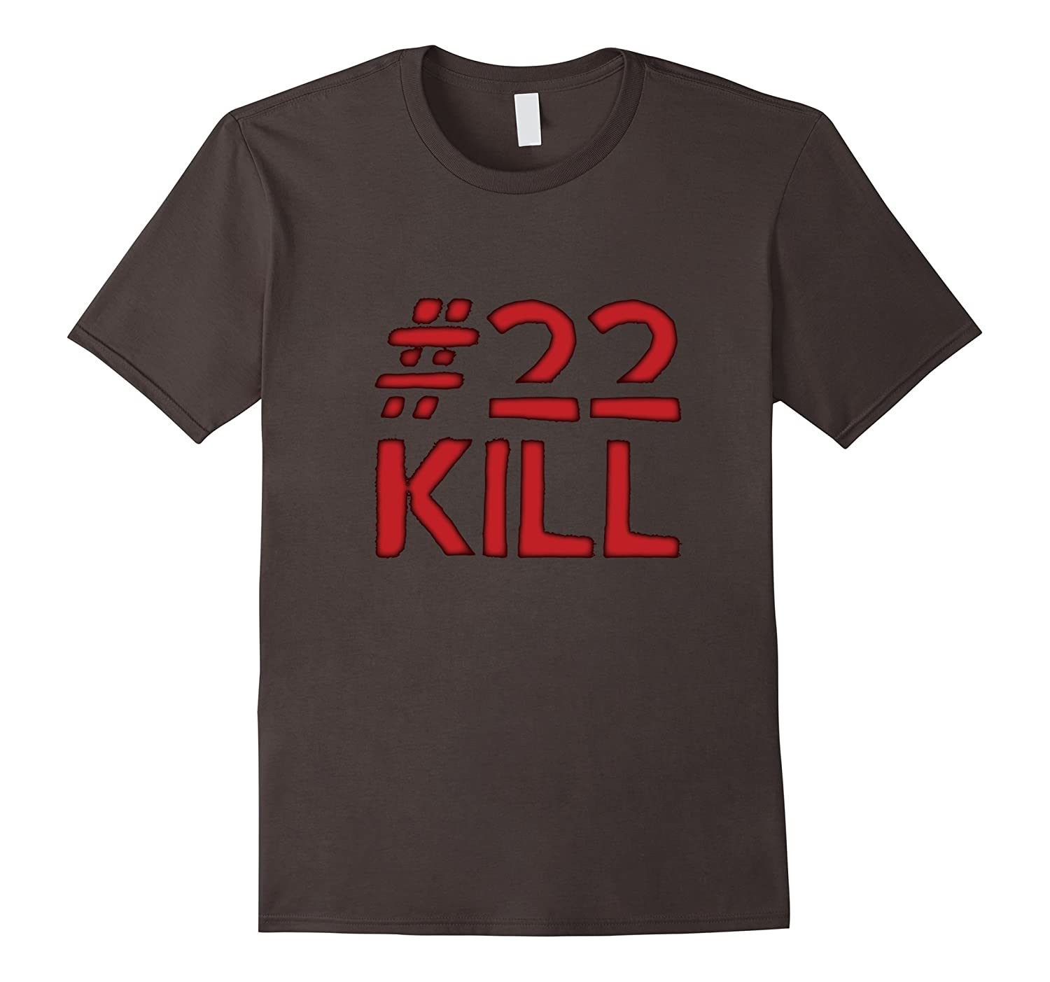 #22 KILL t-Shirt-CL