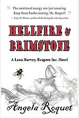 Hellfire and Brimstone (Lana Harvey, Reapers Inc. Book 7) Kindle Edition