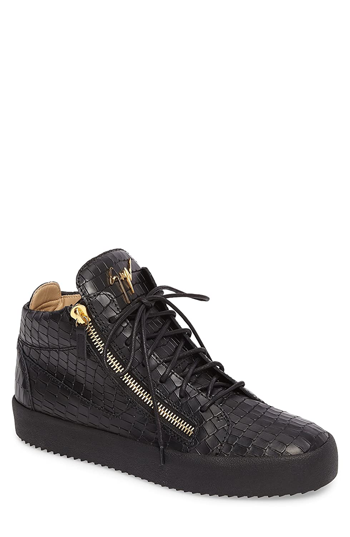 [ジュゼッペザノッティ] メンズ スニーカー Giuseppe Zanotti High-Top Sneaker (Men) [並行輸入品] B07CC4VZ4G