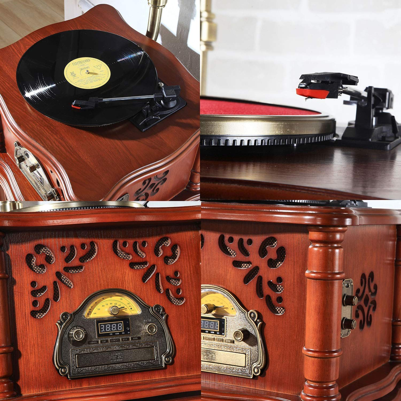 MUSIC Estilo de gramófono Antiguo Voz Nostalgia Retro con ...