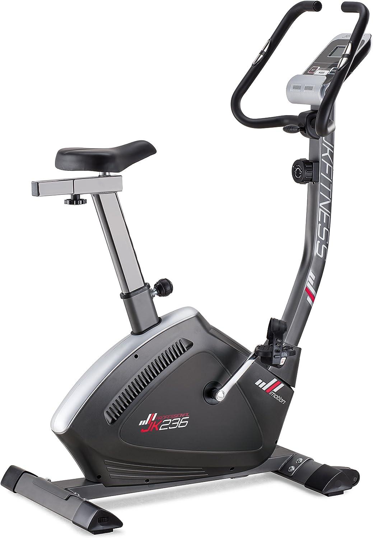 Jk Fitness Professional Bicicleta Magnética, Unisex Adulto, Gris ...