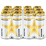 Rockstar Energy Drink Sugar Free, 473 mL Cans, 12 Pack