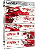 venerdi' 13 master collection (5 dvd) box set DVD Italian Import
