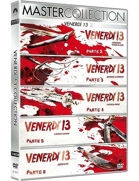 Venerdi 13 Master Collection (5 Dvd) [Italia]: Amazon.es: Peter ...