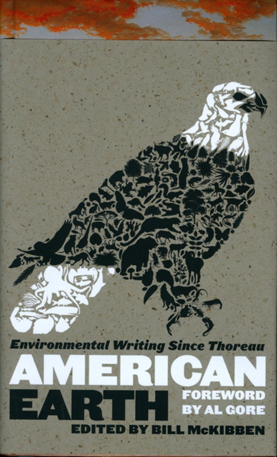 American Earth: Environmental Writing Since Thoreau (LOA #182) (Library of America) by Library of America