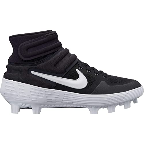 innovative design 625a9 01d57 Amazon.com   Nike Men s Alpha Huarache Elite 2 Mid Baseball Cleats    Baseball   Softball