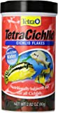 Tetra TetraCichlid Balanced Diet Flakes Food for Cichlids
