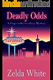 Deadly Odds (A Virginia Holmes Cozy Mystery) (English Edition)