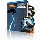 Batman: The Dark Knight Returns w/ Batman: The Dark Knight Returns Graphic Novel (Blu-ray/DVD/UV)