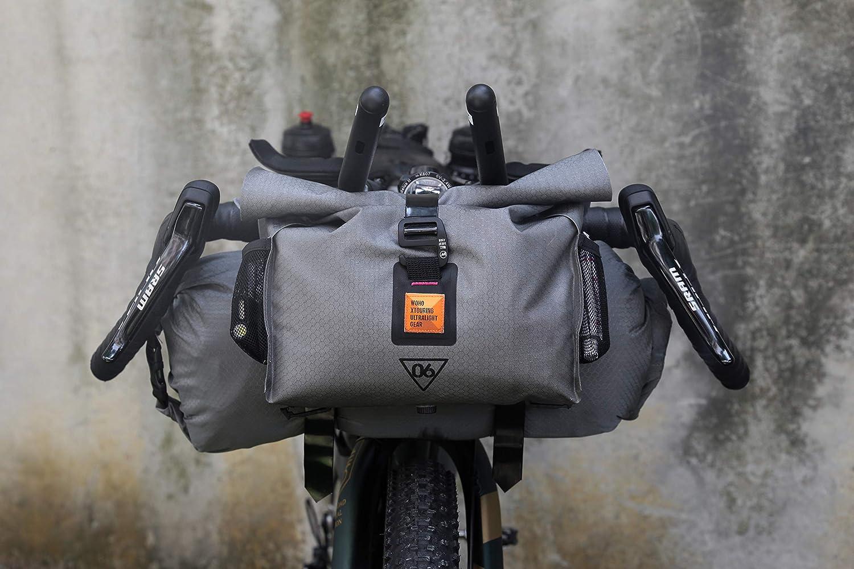 Woho X-Touring Accessory Bag Dry Honeycomb Iron Grey 2020 Fahrradtasche