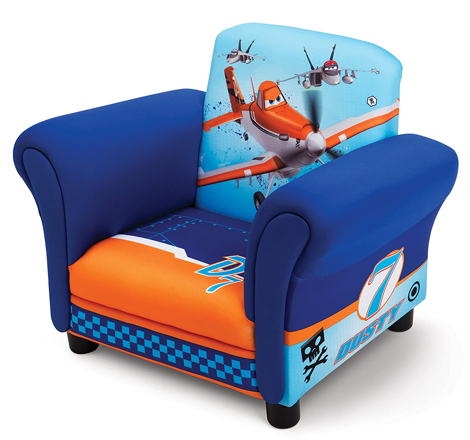Amazon Disney Planes Upholstered Toddler Chair Baby