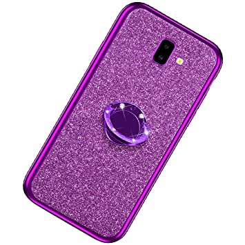 Funda Compatible con Samsung Galaxy J6 Plus 2018.KunyFond ...