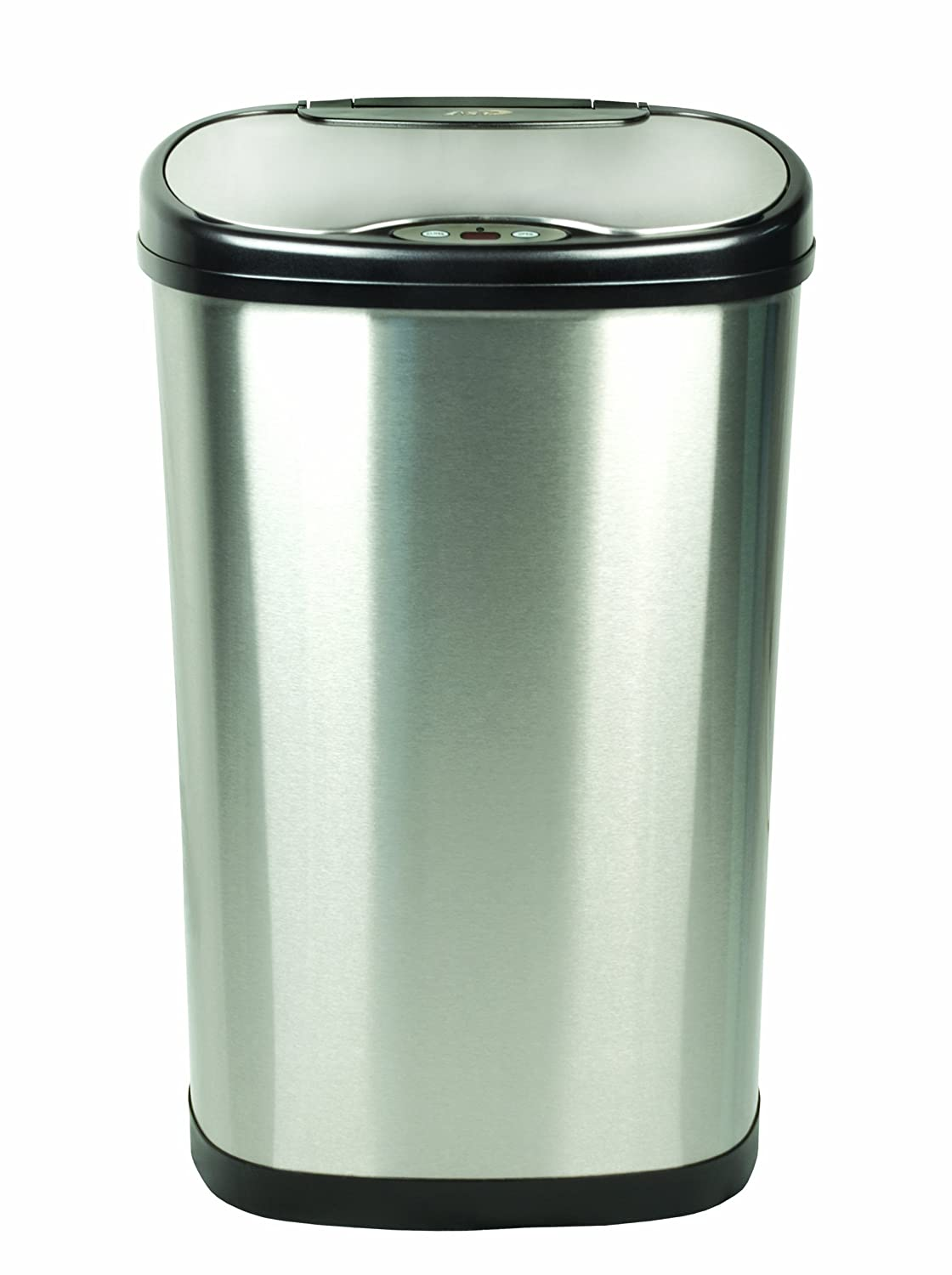 Kitchen Garbage Can Amazoncom Ninestars Dzt 50 13 The Original Touchless Automatic