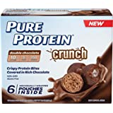 Pure Protein® Crunch Chocolate, 1.2 ounce, 6 count Multipack
