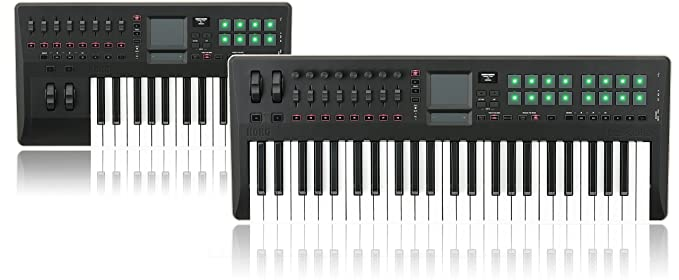 Korg TRTK49 USB MIDI Controller with TRITON Engine
