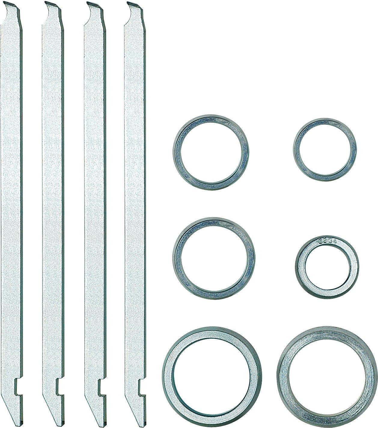 KUKKO 70 Set Pata Innenauszieher 70 – 3 3 3 217 mm mit 9 Ring (4U) a9baae
