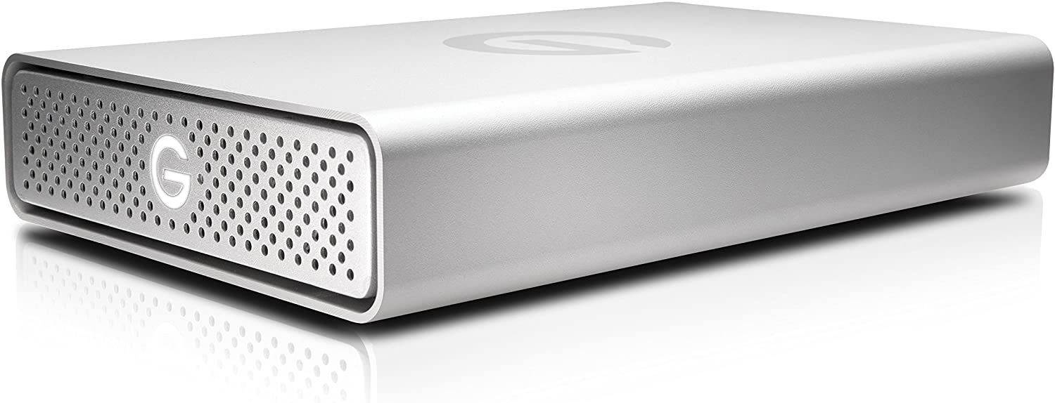 G-Technology G-DRIVE 6 TB with USB-C