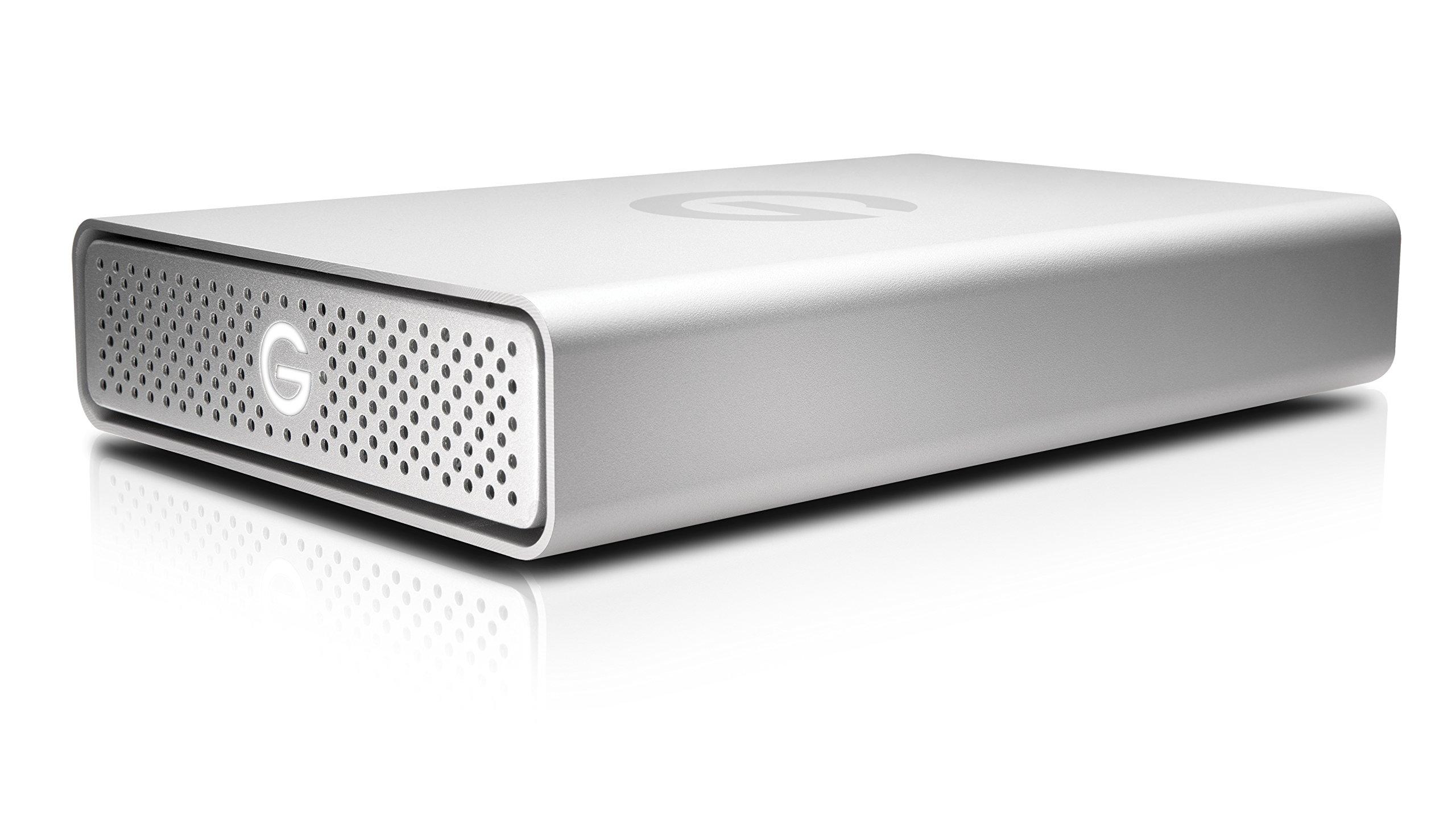 G-Technology G-DRIVE USB-C External Drive 4TB 0G05666 by G-Technology (Image #6)