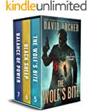 Noah Wolf Box Set #2: Books 5-7 (Noah Wolf Boxed Set)