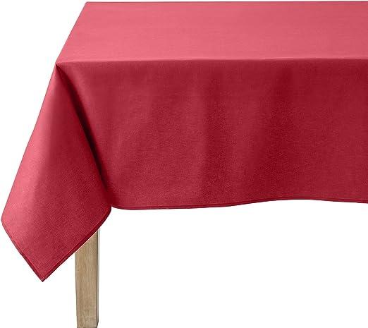 Coucke Hermès Mantel Rectangular, algodón, 150 x 190 cm: Amazon.es: Hogar