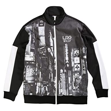 808b562273e9 Amazon.com  LRG Men s Midnight Track Jackets  Clothing