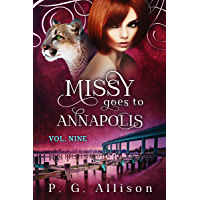 Missy Goes to Annapolis (Missy the Werecat Book 9)