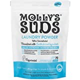 Molly's Suds Original Laundry Detergent Powder| Natural Laundry Soap for Sensitive Skin | Earth-Derived Ingredients, Stain Fi