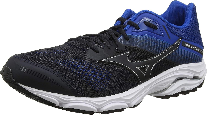 Mizuno Wave Inspire 15, Zapatillas de Running para Hombre: Mizuno ...