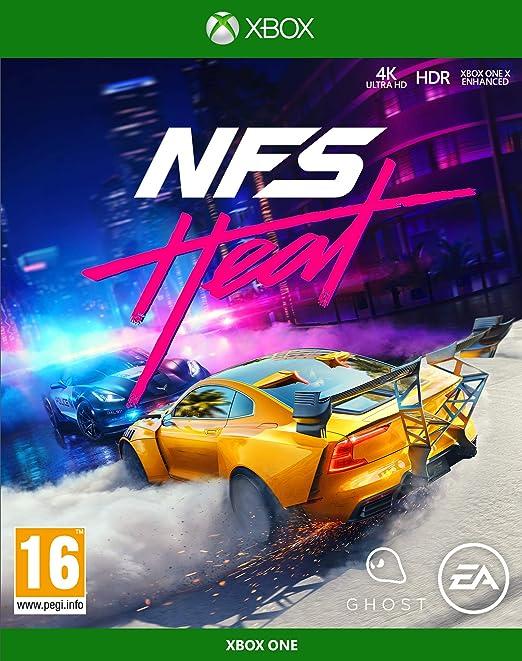 NFS Heat - Xbox One [Importación inglesa]: Amazon.es: Videojuegos