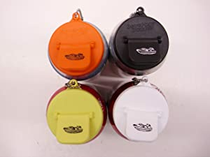 Beverage Buddee Can Cover - Summer Imprints - Best Can Cover For Standard Size Soda/Beer/Energy Drink Cans - Made In The USA - BPA/PCB Free - 4 Pack Assorted Colors (Boat)