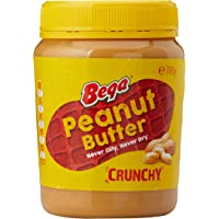Bega Crunchy Peanut Butter, 780 g